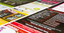 Diseño e impresión de papelería corporativa. Tarjetas de presentación de 1 o 2 caras Hojas membretadas. Folders Postales Separadores. Calendarios Tarjetas de agradecimiento Flyers
